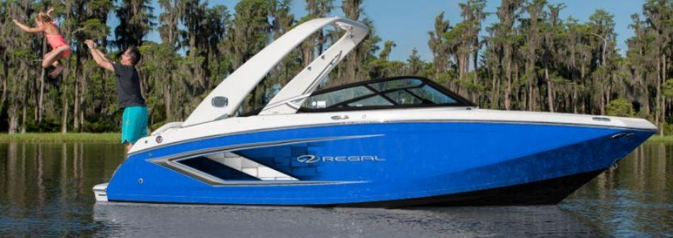 Regal 22 FasDeck