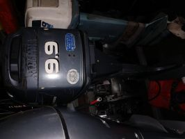Yamaha Outboards F20ELRA