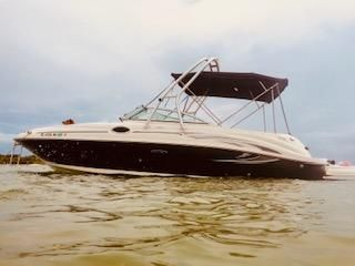 Sea Ray 26 Sundeck
