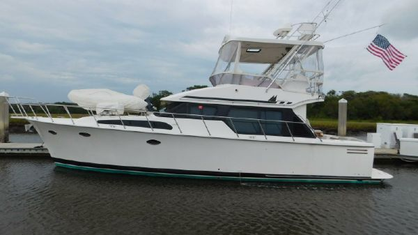 Mikelson 43 Sportfisher