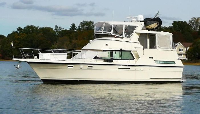 Hatteras 40 Motor Yacht - main image