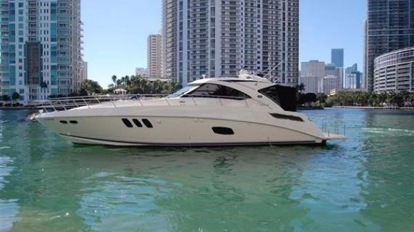 Sea Ray 54 Sundancer Sea Ray Profile