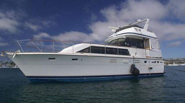 Trojan 44 Motor Yacht