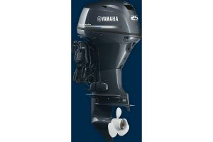 2021 Yamaha Outboards High Thrust 25