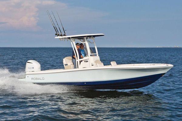 Robalo 246 Cayman - main image