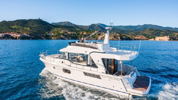 Beneteau 41 Swift Trawler FLY