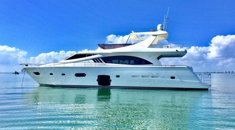 2011 Ferretti Yachts