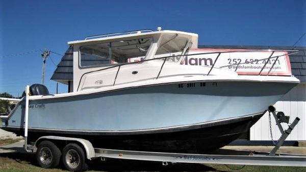McKee Craft FREEDOM 24 PILOTHOUSE