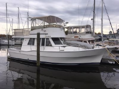 2003 Mainship<span>390 Trawler</span>
