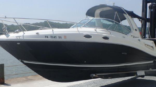 Sea Ray 260DA