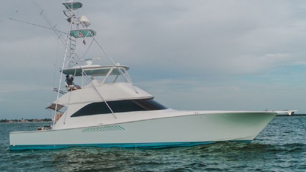 Viking 56 Convertible Seakeeper