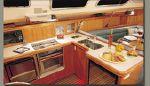 Hunter 426 Deck Saloonimage
