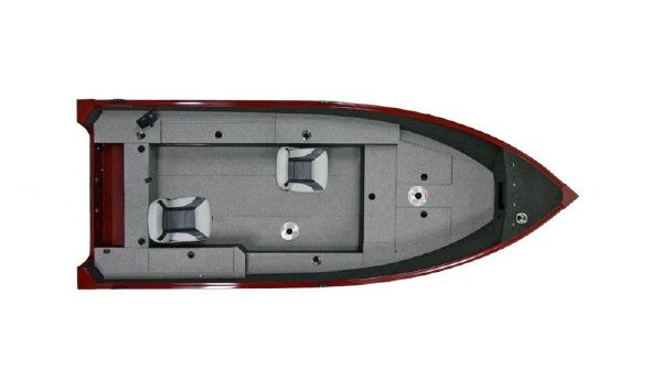 Alumacraft Escape 165