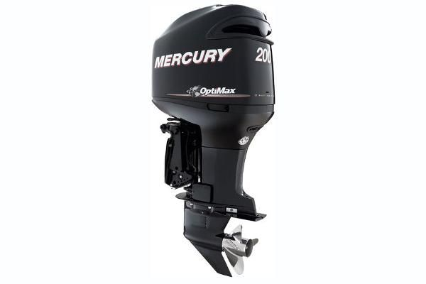Mercury OptiMax 200 hp
