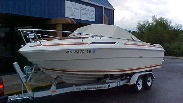 Sea Ray 210 Cuddy