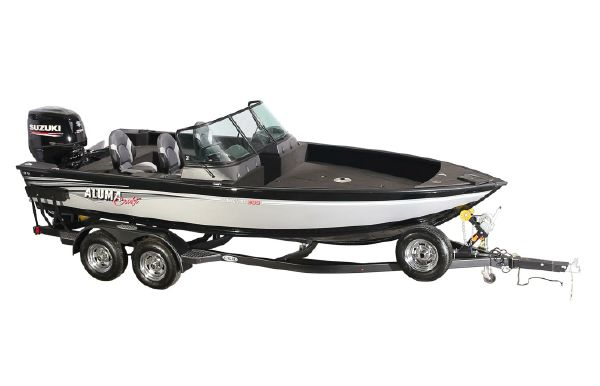 2018 Alumacraft Competitor 205 CS