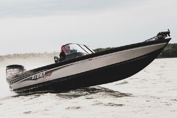 Alumacraft Competitor 205 Sport - main image