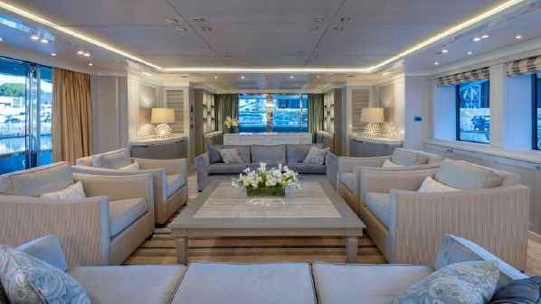 Sunseeker 40 Metre Yacht image