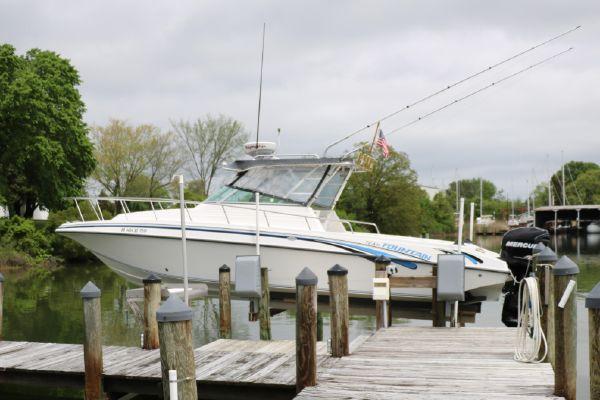Fountain 31 Sportfish Cruiser OB - main image