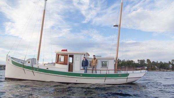 Custom McGowan Trawler