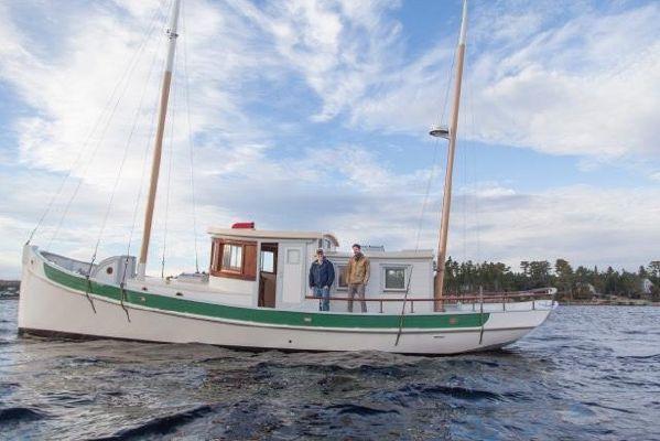 Custom McGowan Trawler - main image