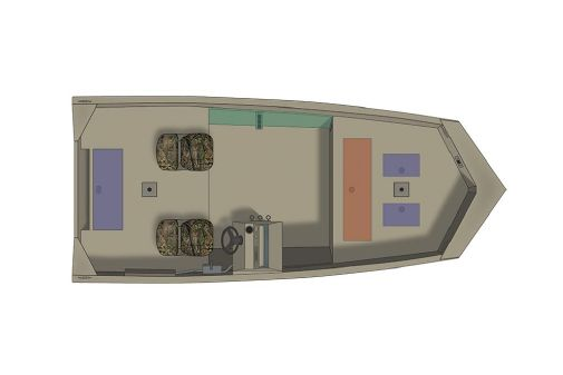 Crestliner 1660 Retriever SC image