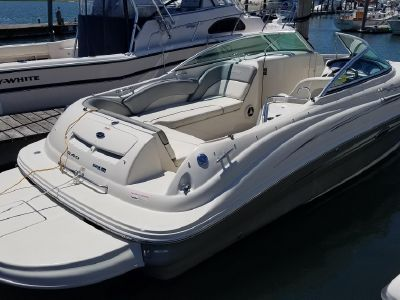 2008 Sea Ray<span>240 Sundeck</span>