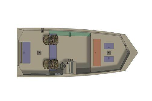 Crestliner 1760 Retriever SC image