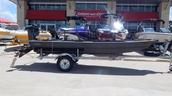 Go-Devil 16x48 Surface Drive Boat
