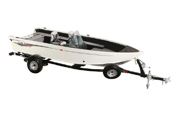 2018 Alumacraft Escape 165 CS