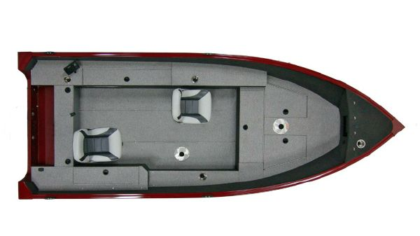 Alumacraft Escape 165 Tiller Manufacturer Provided Image