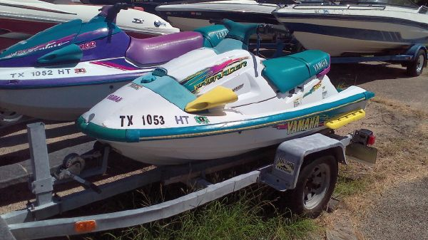 Yamaha WaveRunner waverider 760