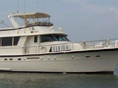 1985 Hatteras<span>53 Extended Deckhouse Motor Yacht</span>