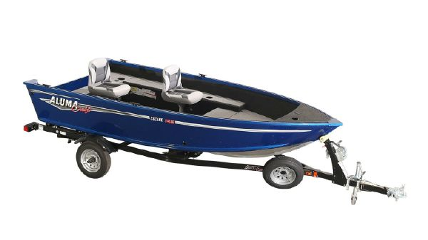 Alumacraft Escape 145 Tiller Manufacturer Provided Image