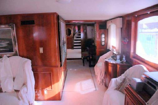 Custom Kristiansands Expedition Yacht Conversion image