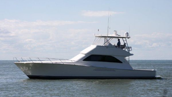Viking 56' Convertible Profile