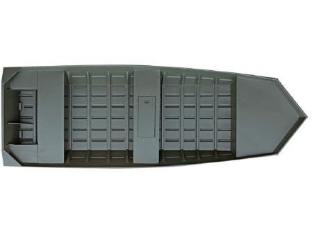 Alumacraft MV1648 Jon image