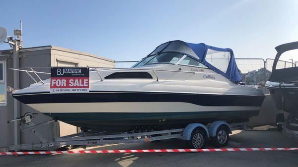 San Boat Cuddy 640