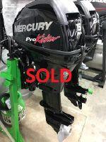 Mercury Fourstroke 15 hp ProKicker