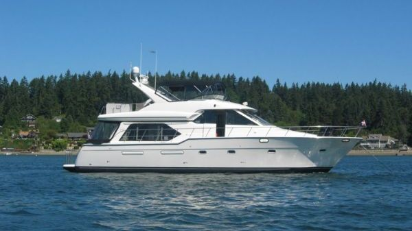 Bayliner 5288 Pilothouse Motor Yacht