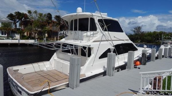 Ocean Yachts 70 Enclosed Bridge 70 Ocean Enclosed Bridge 2001