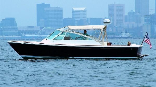 Hunt Yachts Harrier 29