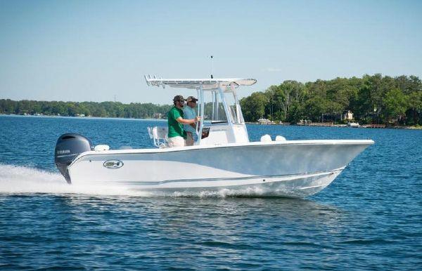 2021 Sea Hunt Triton 210