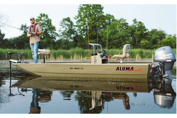 Alumacraft MV 1860 AW CC - main image