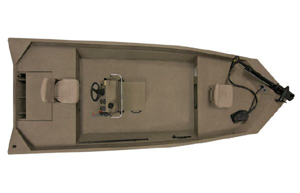 2017 Alumacraft VB 1860 AW CC Tunnel