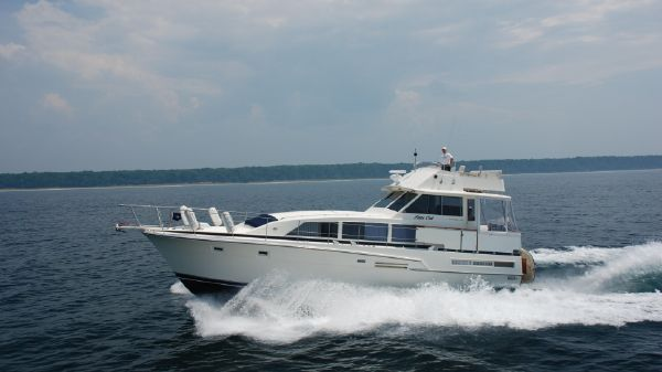 Bertram 46 Flybridge Motor Yacht