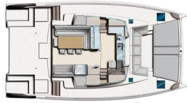 Bali 4.3 Power Catamaran image