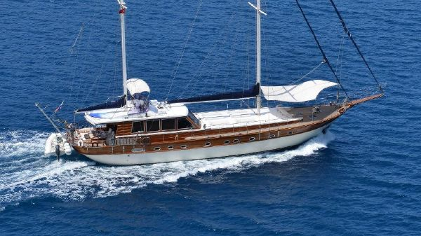 Custom Ketch Motor Sailer