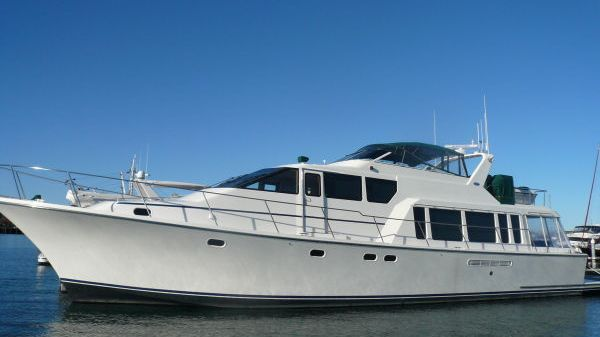 Pacific Mariner Pilothouse Motor Yacht
