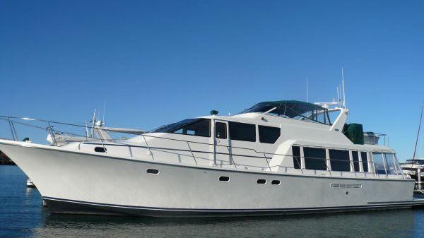 Pacific Mariner Pilothouse Motor Yacht Photo 1